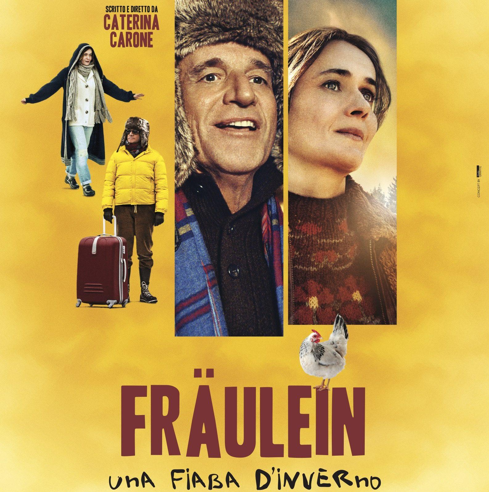 Locandina del film Fraulein