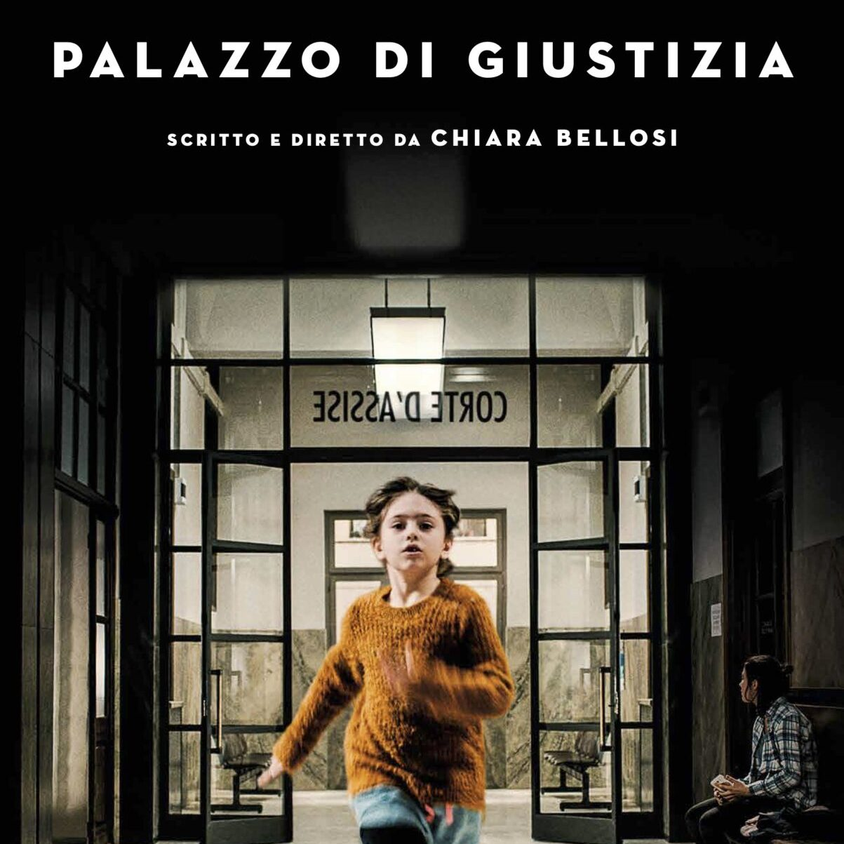 Locandina del film Palazzo di Giustizia