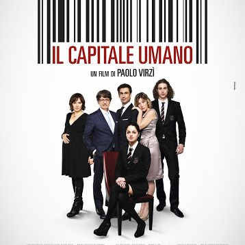 Locandina del film Il capitale Umano